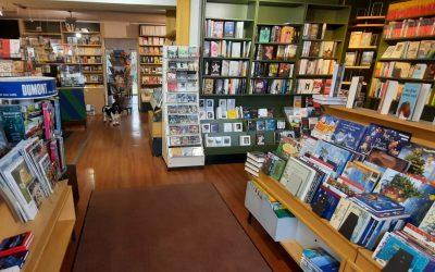 Eingang Buchhandlung Singer